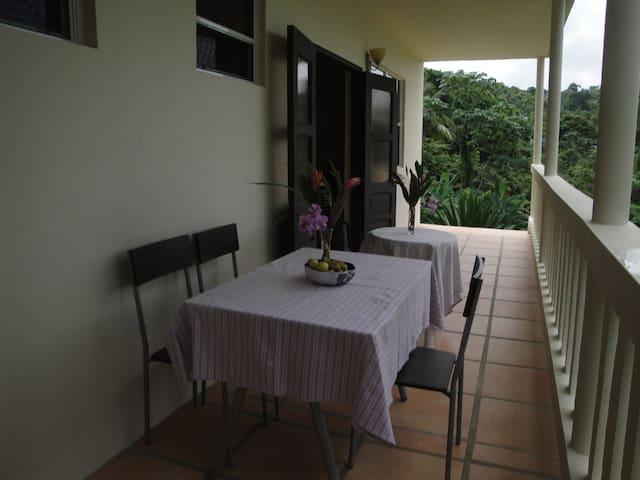 Hacienda Moyano - Naguabo - Apartment
