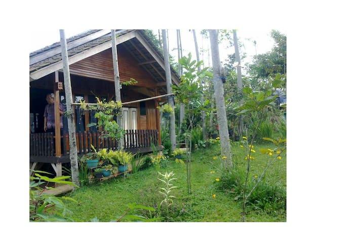 Rumah dan Pedesaan tradisional - Cikalong Wetan