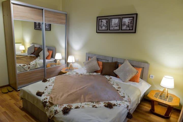 Nana's Home - Brown Room