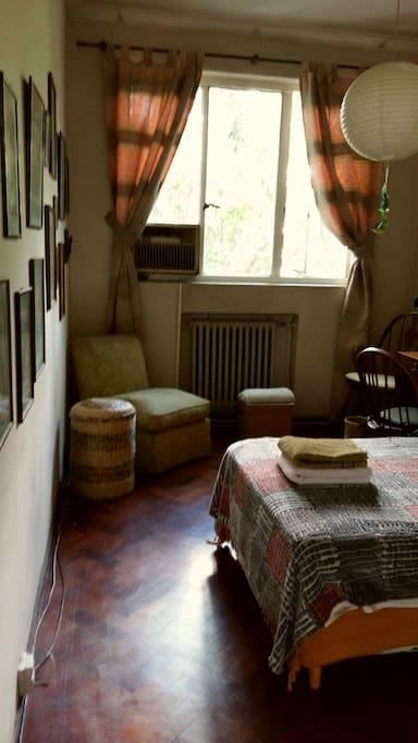 habitación para huesped ( alquiler)