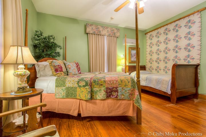 Cornelia Room - Sweetwater Branch Inn