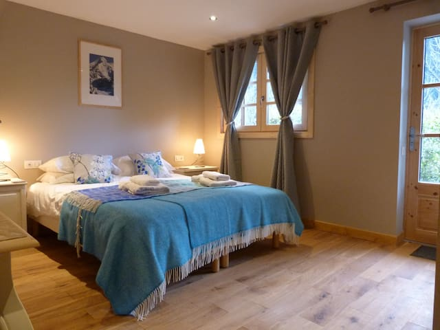 One of our stylish, comfortable bedrooms