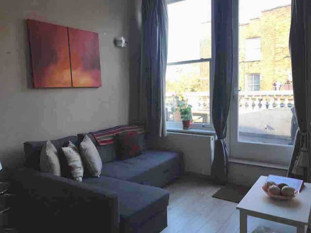 Lovely one bed/flat with large terrace (52)