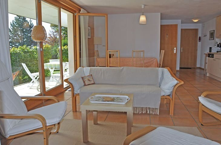 Chalet Lyngen, (Leysin), 2 rooms apartment