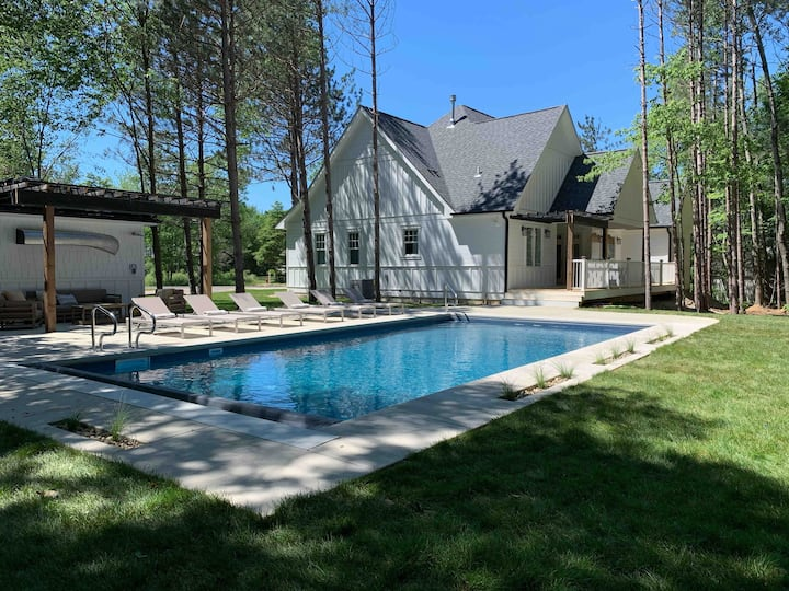 Private Pool - HEATED !  New Construction Home!