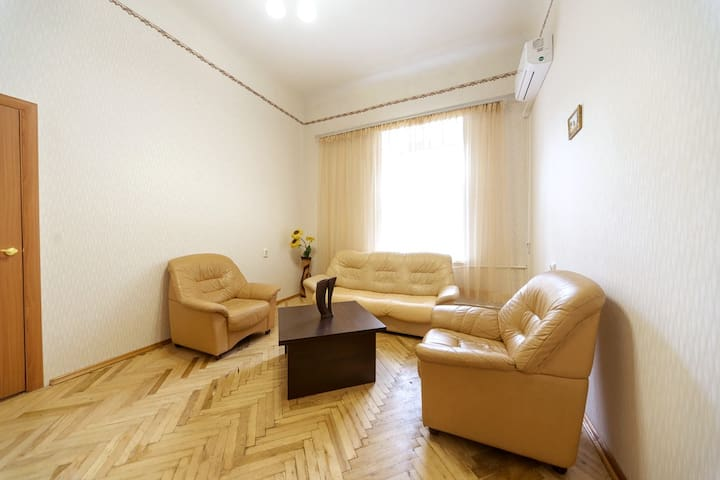 ✭Apartment In The Center of Kiev✭