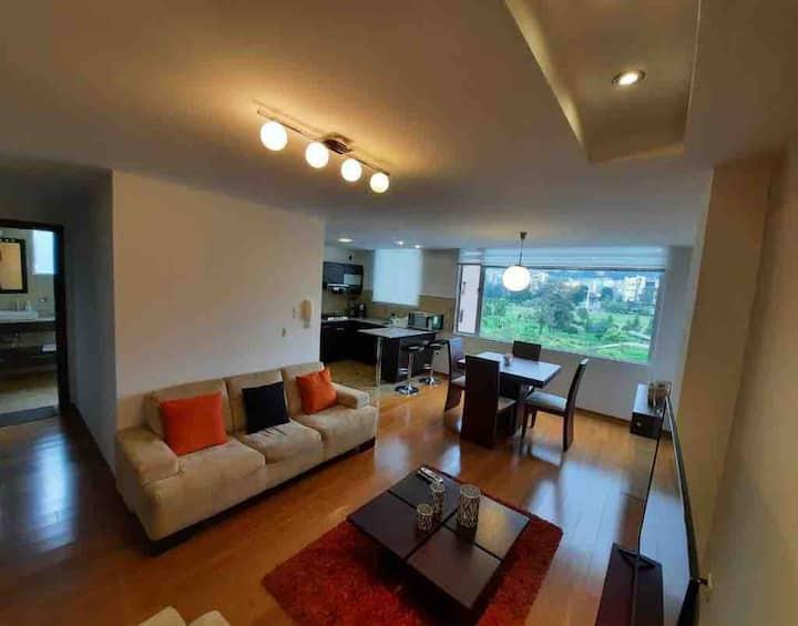 Suite nueva, en mejor sector de Quito cerca a todo