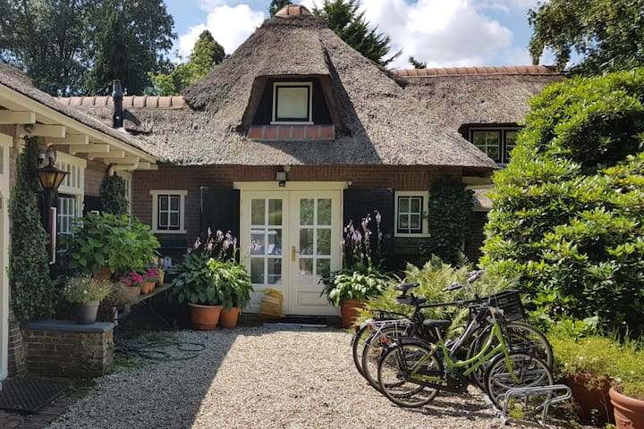 Beautifull cottage in the centre of Laren