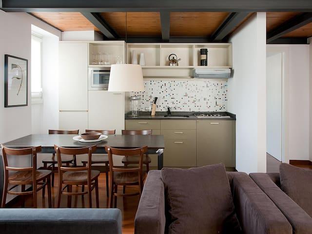 Nenè - Il Vicolo - Soppalco Apartment