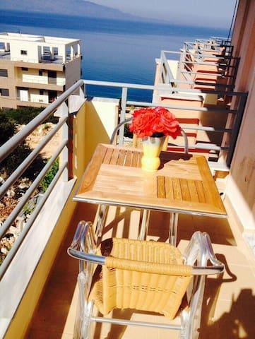 Corfu view Luxury Studio - Sarandë - Appartamento
