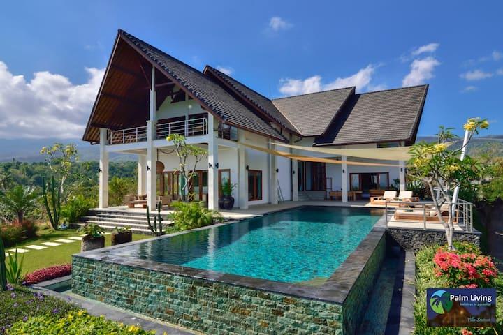 180° Panoramic SEA VIEW Villa w/ Private Pool
