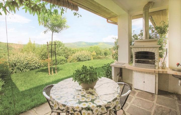 CASA AURORA private villa with jacuzzi in Tuscany