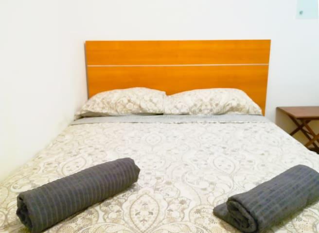 Cozy double room close to Diagonal