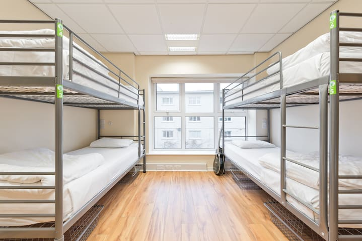6 Bed Dorm Female - The Liberties, City Centre