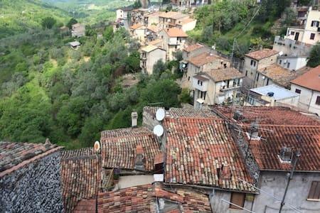 The house in the heart of Sabina - Poggio Moiano - House