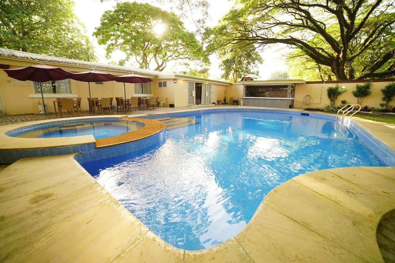 Private Pool in your villa