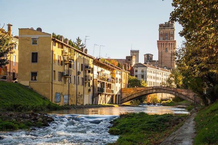 Padova romantica sull'acqua - Padova - Flat