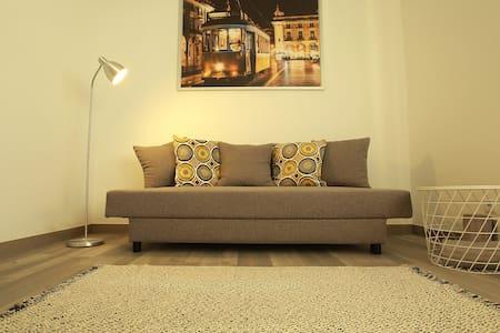 Apartamento a 4min do Metro e estacionamento fácil