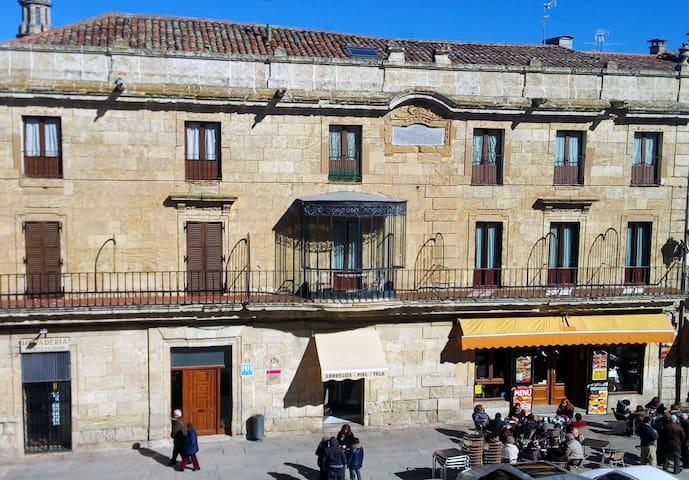 Apartamento 2 habitaciones en Plaza Mayor