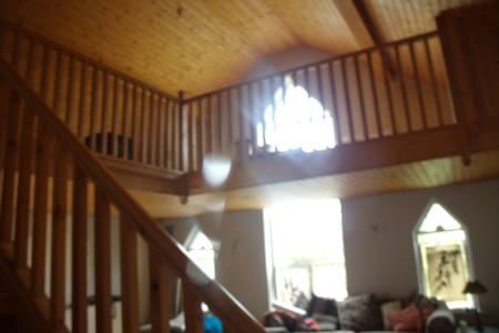 private ensuite sleeps 2 near beach - Fenit - House
