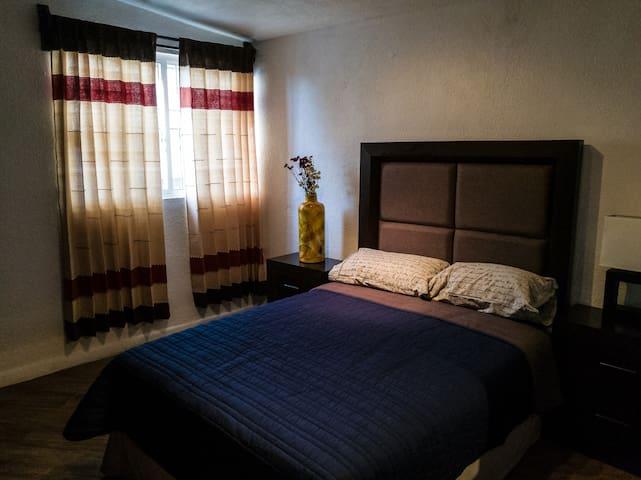 Casa Santiago, private room 2 - Оахака - Дом