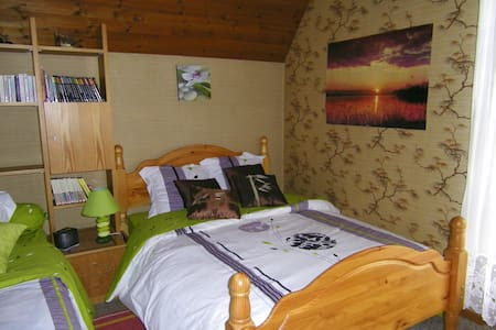 Belles chambres d'hôtes - Mussig - Bed & Breakfast