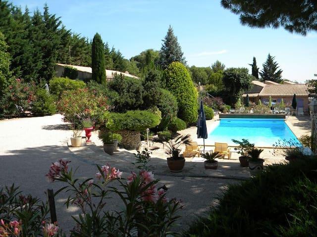 Appartement en duplex de 35 m2 au calme - Gard, Languedoc-Roussillon - Wohnung