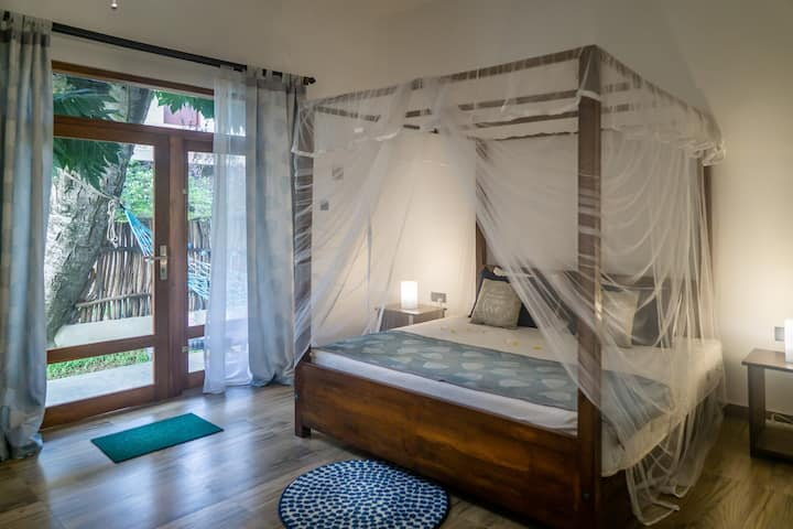 Madla rooms - deluxe room with terrace