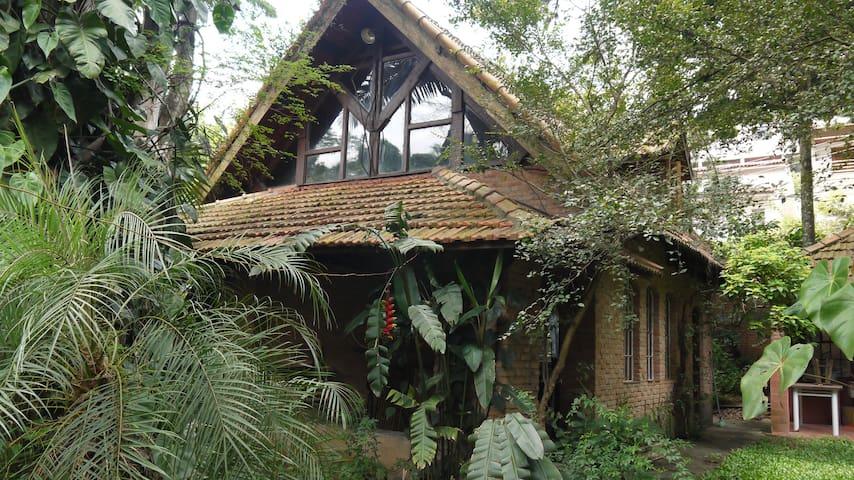 Beautiful House in Green Area- - Taboão da Serra - Casa