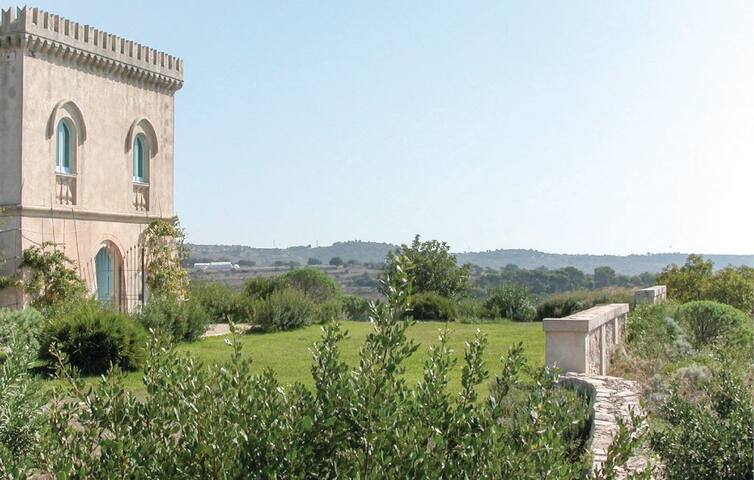 Charming tower in the Noto area