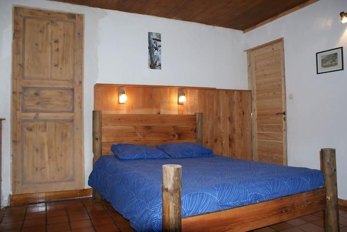 chambres d'hotes à Saint Veran - Saint-Véran - Bed & Breakfast