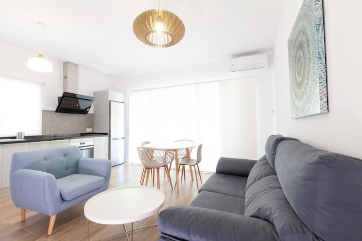 Apartamentos 2 Palmas: Apartamento con vistas (3)