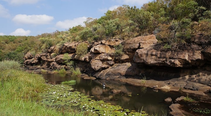 Kudu Creek Bushview Rooms