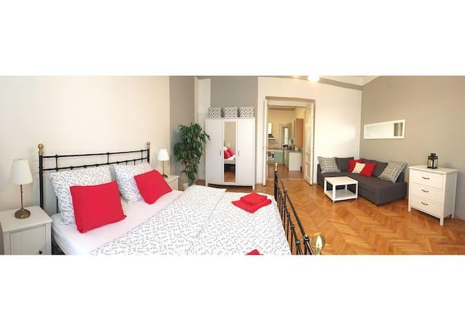 Crown Apartment N.8 - Prag - Wohnung