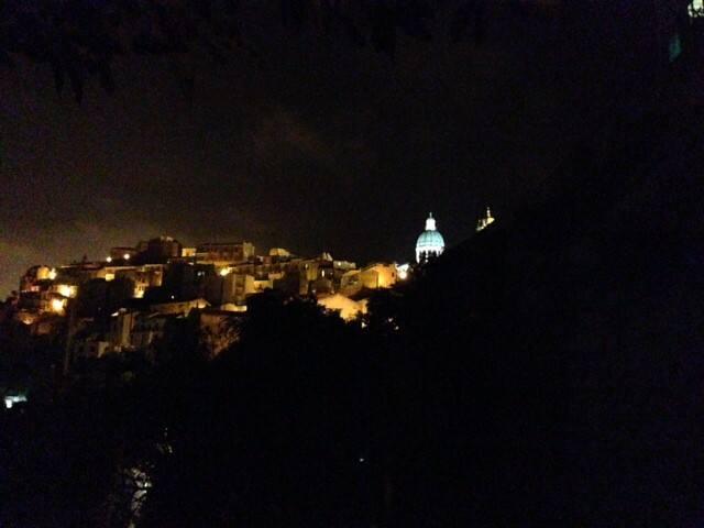 Panoramica su Ibla