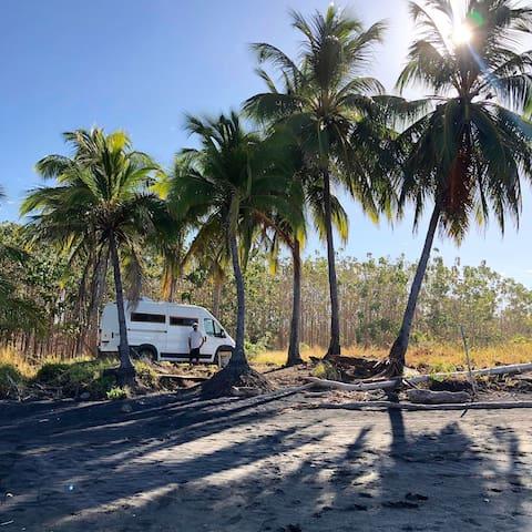 Roam to be Wild Campervan Travel