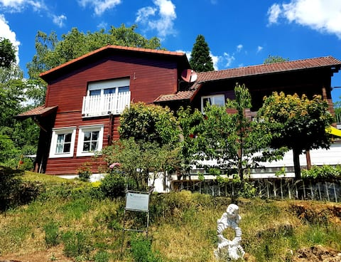 Ruhe durch ökologische Wohnkultur / Ferienwohnung