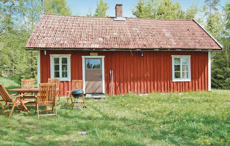 Holiday cottage with 1 bedroom on 59m² in Karlsborg