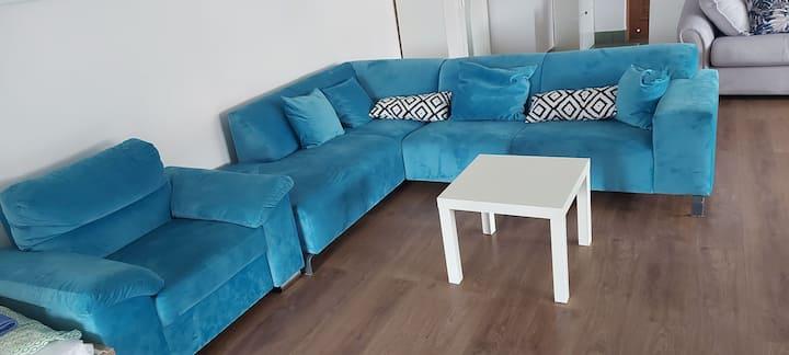 Apartament 3 Korony, Pokoje nad Welem, Lidzbark