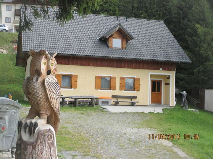 Ferienhaus Sackl Lachtal Ferienwohnung B 28 m2