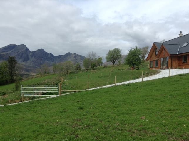 Stunning view Torrin B&B en-suite - Torrin - Bed & Breakfast