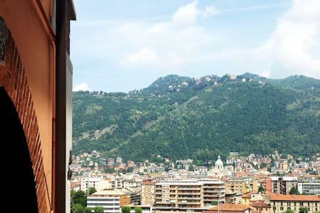 Home in Como, City View - Wohnung