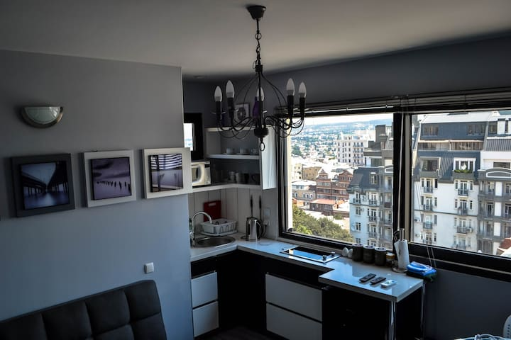 DAN APARTMENT WITH CITY VIEW, PERFECT LOCATION