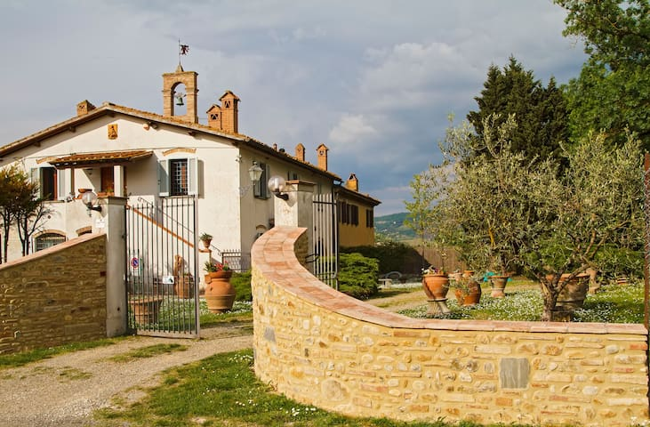I Due Frassini - Montespertoli - House