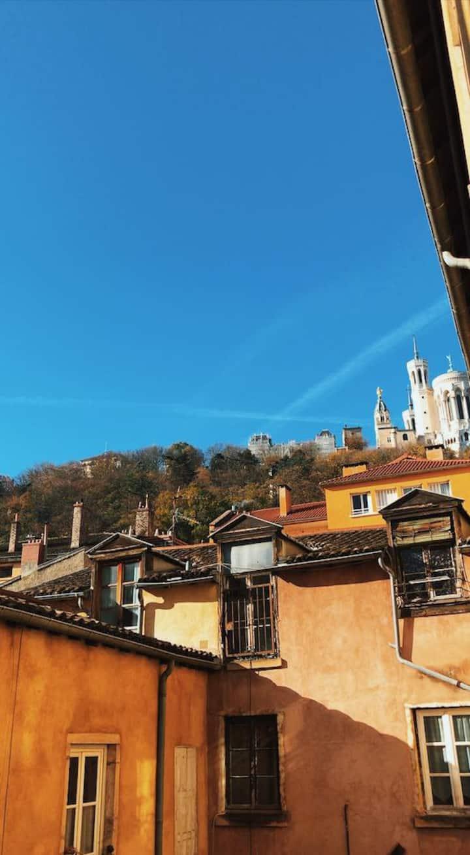 Appartement cosy dans le quartier du vieux Lyon