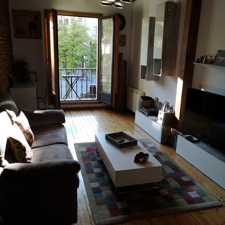 Coqueto apartamento en el centro
