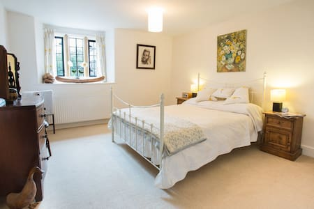A lovely room in a large farmhouse  - Beaminster