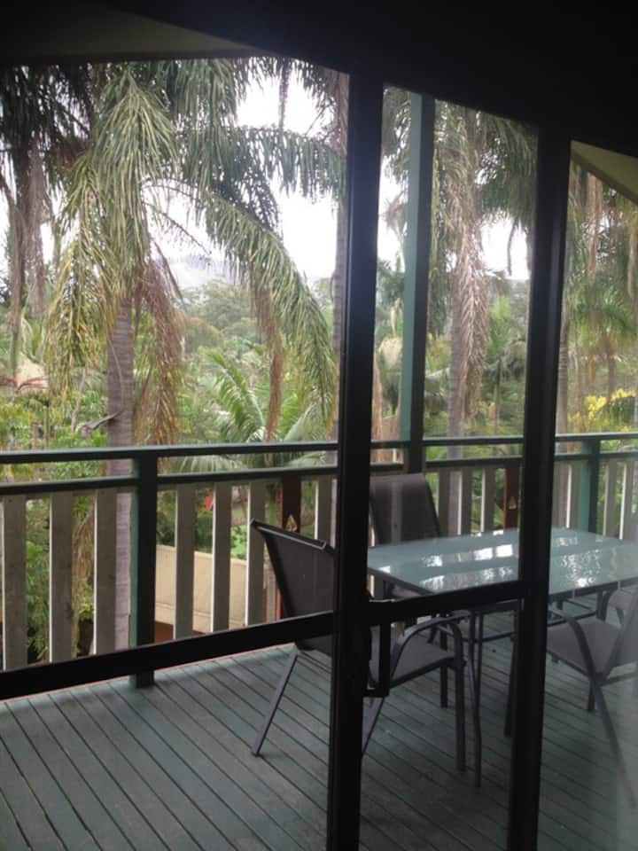 King and Queen Bed 2 Bedroom Bure w Panoramic View