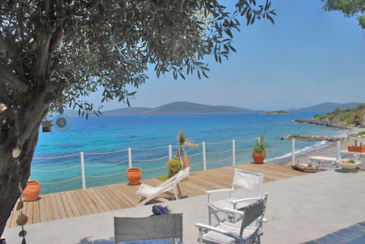 Unique Luxury Beach House  - Bodrum - Casa de campo