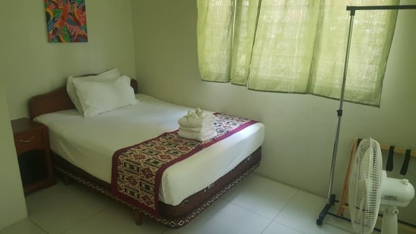 Malau Lodge Double Room, Shared Bathroom